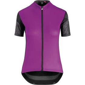 assos XC - Maillot manches courtes Femme - violet